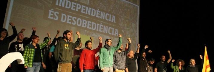 La CUP demana als ajuntaments desobeir els requeriments sobre les mocions de suport a la Declaració del 9N